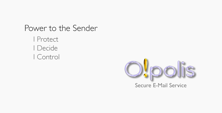 Opolis Secure Mail Service. I decide